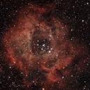 Rosette Nebula,                                John Mart