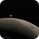 Moon and Jupiter Occultation,                                Irimia Teodorian