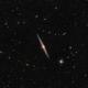 Nadelgalaxie,                                Tim-H