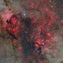 Cygnus region,                                Giuseppe Donatiello