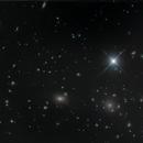 Coma Cluster,                                dsurfingmark
