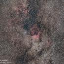 North America Nebula on 50mm,                                Samuel Müller