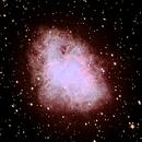Messier 01,                                Günther Eder