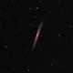 NGC 5907 - The Splinter Galaxy,                                Josh Woodward