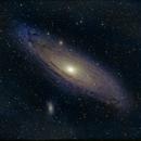 M31 - Andromeda Galaxy,                                Nathan Farrow