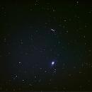 NGC 3031 & 3034 Widefield,                                Silkanni Forrer