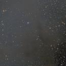 Dark Nebula LDN 1155 in Cepheus Constellation,                                Falk Schiel
