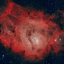 M8 - The Lagoon Nebula,                                Alessandro Cavallaro