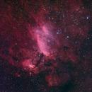 IC 4628 HaLRGB,                                Yann-Eric BOYEAU