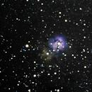 Trifid Nebula,                                maxwolfie