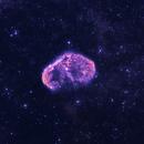 Crescent Nebula,                                NighttimeskyGuy