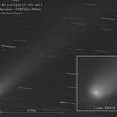 Comet C/2013 R1 Lovejoy in NIR,                                Mike Oates