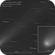 Comet C/2013 R1 Lovejoy in NIR,                                Mike Oates