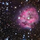 IC 5146 (Cocoon Nebula),                                remidone