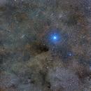Coalsack Nebula, via telescope.live,                                Frank Kane