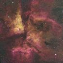 Eta Carina Nebula,                                sebastion