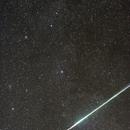 Fireball in Cassiopeia,                                Adrie Suijkerbuijk