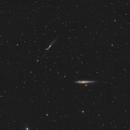 NGC4631 - Canes Venatici,                                Emmanuel Fontaine