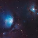 M78 LRGB,                                Christopher Gomez