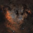 Ngc7822,                                SkyEyE Observatory