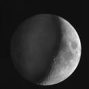 Moon - HDR,                                Arno Rottal