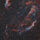 Veil Nebula,                                Dennis Sprinkle