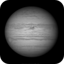 Jupiter in IR with GRS on May 19, 2020,                                Chappel Astro