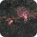 NGC3576,                                Jim Mitzas