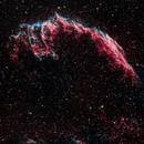 NGC 6992 Eastern Veil Nebula,                                Tristram