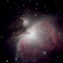 M42 Orion Nebula,                                Steve