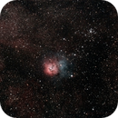 Trifid Nebula,                                SHADOW HO
