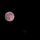 Moon and Saturn,                                Christoph Zechner