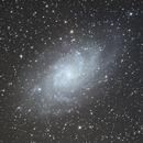 M33 Triangulum Galaxy,                                Mike Miller