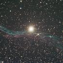 NGC6960, West Veil Nebula,                                David Zuehlke