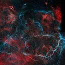 Widefield Vela Supernova Remnants,                                John Ebersole