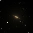 Sombrero Galaxy - M104,                                Starman609