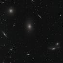 Virgo Galaxy Cluster,                                Ryan Betts