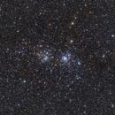double cluster,                                binsky161