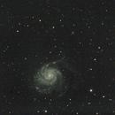 The Pinwheel Galaxy,                                Zach Coldebella