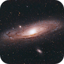 Andromeda Galaxy - M31,                                Astrofiziks