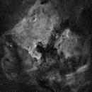 North America and Pelican Complex in Mono,                                DeepSkyView