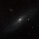 The Andromeda Galaxy,                                Tom Harbin