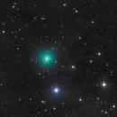 C/2019 Y4 ATLAS comet,                                Rafael Schmall