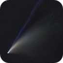 Comet Neowise,                                Christoph Lichtblau