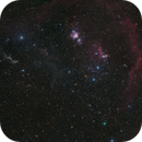 3 subs on Comet C/2020 M3 (ATLAS) and Orion,                                Jeffrey Horne