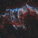 The Eastern Veil Nebula (NGC 6992),                                Chris Parfett @astro_addiction