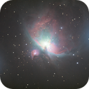 M42 The Orion Nebula,                                Tam Rich