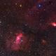 M52 And Bubble Nebula (ngc 7635),                                Emmanuel  Malakop...