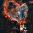 Heart Nebula,                                envini