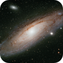 M31 Andromeda Galaxy,                                George Clayton Yendrey